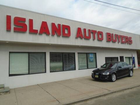2015 Audi A4 for sale at Island Auto Buyers in West Babylon NY
