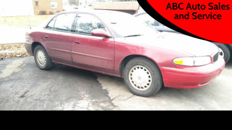 2005 Buick Century for sale at ABC Auto Sales and Service in New Castle DE