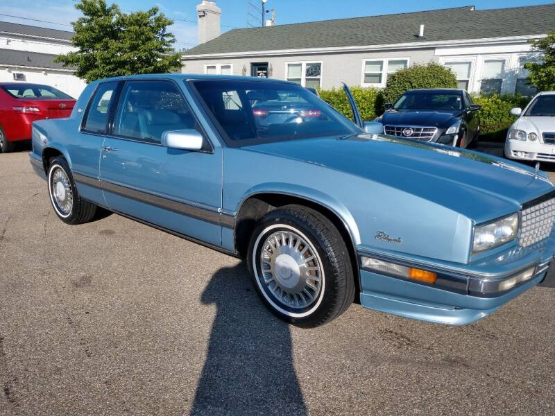 1990 Cadillac Eldorado for sale in West Chester, OH