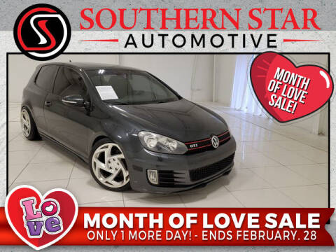 2012 Volkswagen GTI for sale at Southern Star Automotive, Inc. in Duluth GA