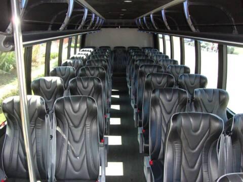 2017 Freightliner Executive Bus Builders