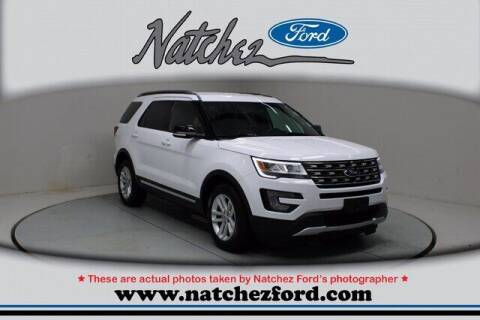 2017 Ford Explorer for sale at Auto Group South - Natchez Ford Lincoln in Natchez MS
