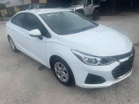 2019 Chevrolet Cruze for sale at Austin Direct Auto Sales in Austin TX