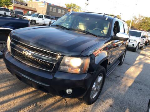 2007 Chevrolet Suburban for sale at Sonny Gerber Auto Sales in Omaha NE