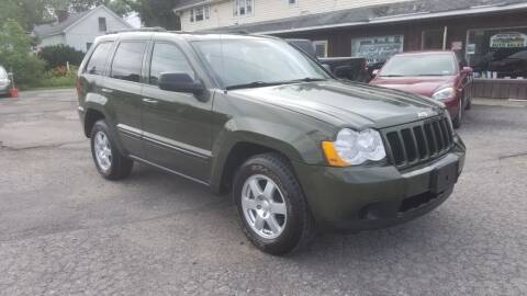2009 Jeep Grand Cherokee for sale at Motor House in Alden NY