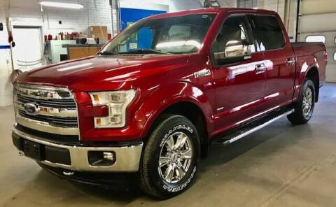 2017 Ford F-150 for sale at Reinecke Motor Co in Schuyler NE