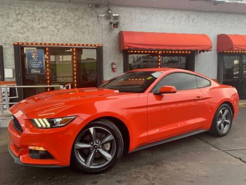 2015 Ford Mustang for sale at MATRIX AUTO SALES INC in Miami FL