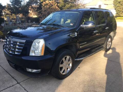 2007 Cadillac Escalade for sale at Payless Auto Sales LLC in Cleveland OH