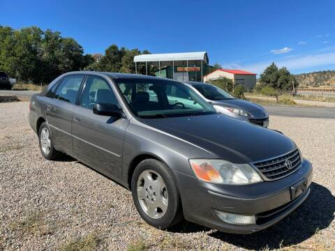 2003 Toyota Avalon for sale at Skyway Auto INC in Durango CO