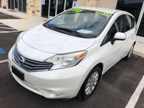 2014 Nissan Versa Note for sale at Gold Star Motors Inc. in San Antonio TX