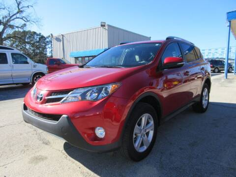 2014 Toyota RAV4 for sale at Quality Investments in Tyler TX