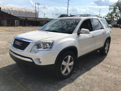 2012 GMC Acadia for sale at Eddie's Auto Sales in Jeffersonville IN
