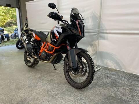 2019 KTM 1290 Super Adventure R