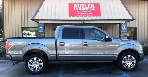 2013 Ford F-150 for sale at Butler Enterprises in Savannah GA