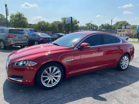 2015 Jaguar XF for sale at BWK of Columbia in Columbia SC