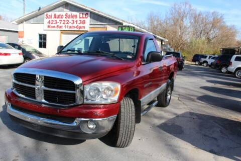2007 Dodge Ram Pickup 1500 for sale at SAI Auto Sales - Used Cars in Johnson City TN