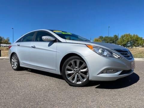 2012 Hyundai Sonata for sale at UNITED Automotive in Denver CO