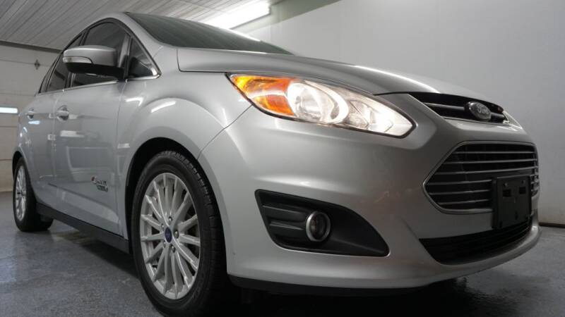 2016 Ford C-MAX Energi for sale at World Auto Net in Cuyahoga Falls OH