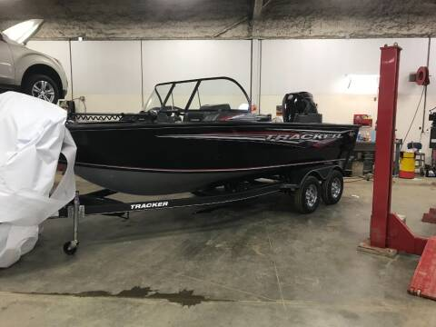 2021 Tracker TARGA 19 COMBO for sale at Tyndall Motors in Tyndall SD