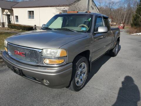 2003 GMC Sierra 1500 for sale at Wallet Wise Wheels in Montgomery NY