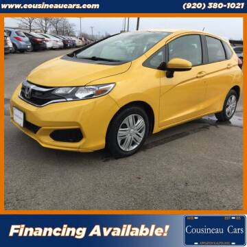 2018 Honda Fit for sale at CousineauCars.com in Appleton WI