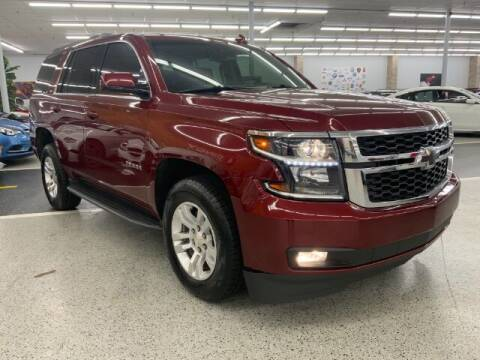 2016 Chevrolet Tahoe for sale at Dixie Motors in Fairfield OH