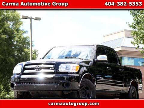 2006 Toyota Tundra for sale at Carma Auto Group in Duluth GA