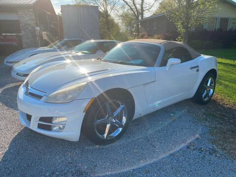 2007 Saturn SKY for sale at VAUGHN'S USED CARS in Guin AL