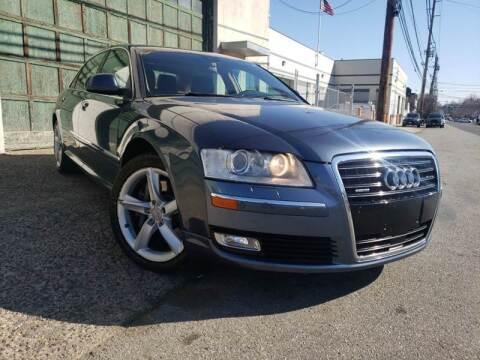 2009 Audi A8 L for sale at Illinois Auto Sales in Paterson NJ