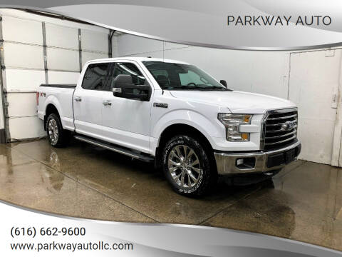 2016 Ford F-150 for sale at PARKWAY AUTO in Hudsonville MI