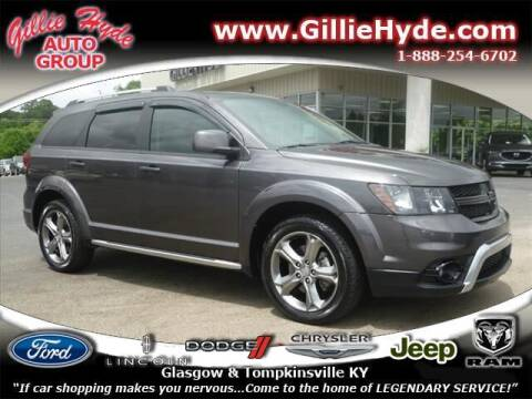 2017 Dodge Journey for sale at Gillie Hyde Auto Group in Glasgow KY