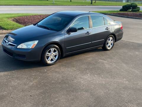 2006 Honda Accord for sale at M A Affordable Motors in Baytown TX