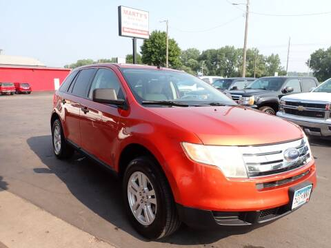 2007 Ford Edge for sale at Marty's Auto Sales in Savage MN