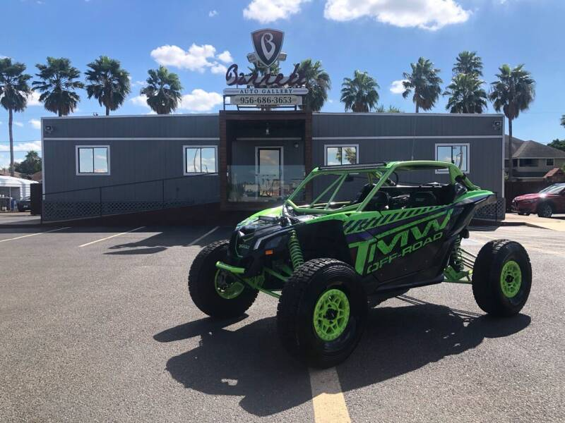 2018 CanAm X3 XRS for sale at Barrett Auto Gallery in San Juan TX