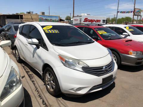 2015 Nissan Versa Note for sale at Valley Auto Center in Phoenix AZ