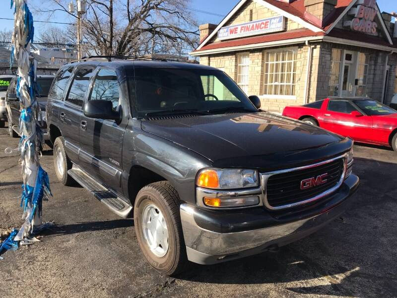 2004 GMC Yukon for sale at GREAT AUTO RACE in Chicago IL