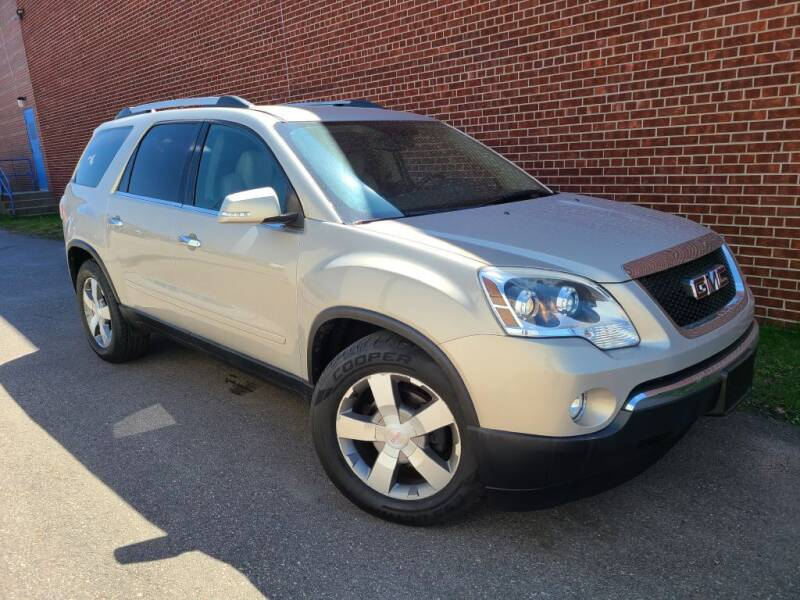 2011 GMC Acadia for sale at Minnesota Auto Sales in Golden Valley MN