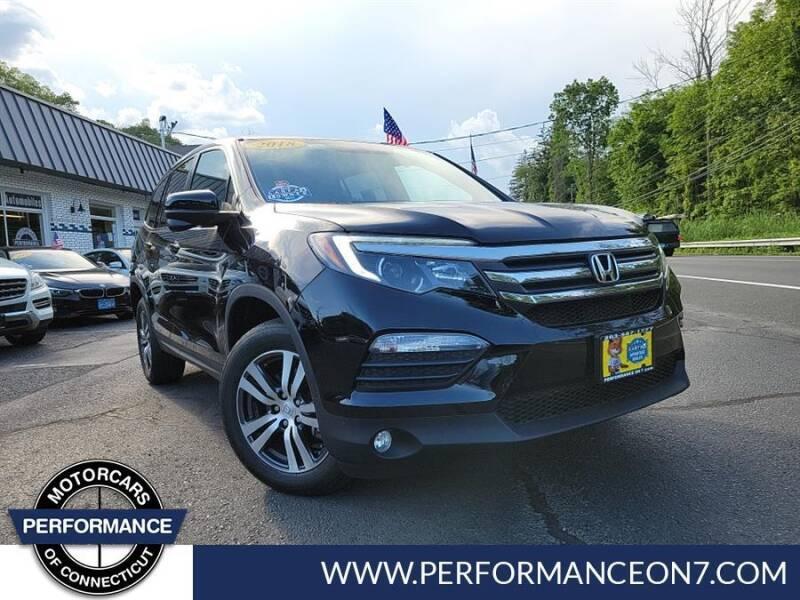 2018 Honda Pilot for sale in Wilton, CT