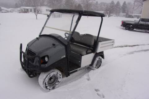 2017 Club Car Carry All 300 48 Volt