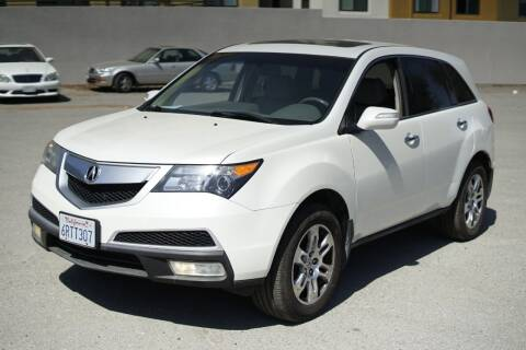 2011 Acura MDX for sale at Sports Plus Motor Group LLC in Sunnyvale CA