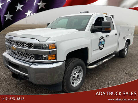 2019 Chevrolet Silverado 2500HD for sale at Ada Truck Sales in Ada OH