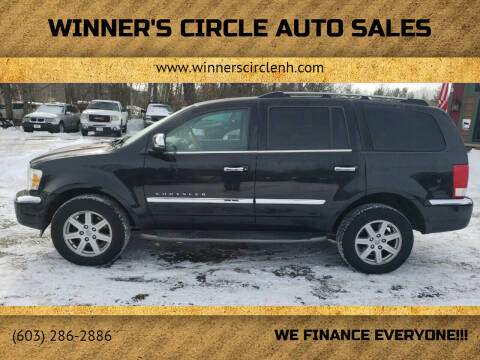 2007 Chrysler Aspen for sale at Winner's Circle Auto Sales in Tilton NH