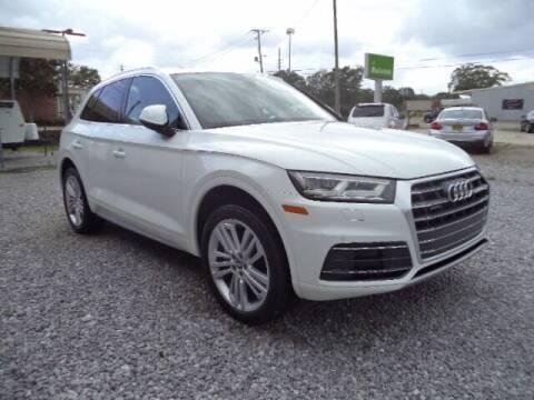 2018 Audi Q5 for sale at PICAYUNE AUTO SALES in Picayune MS