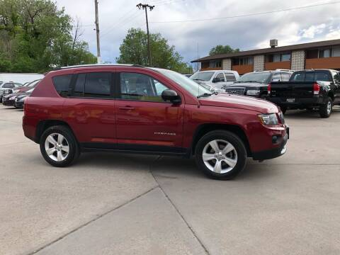 2014 Jeep Compass for sale at Mister Auto in Lakewood CO