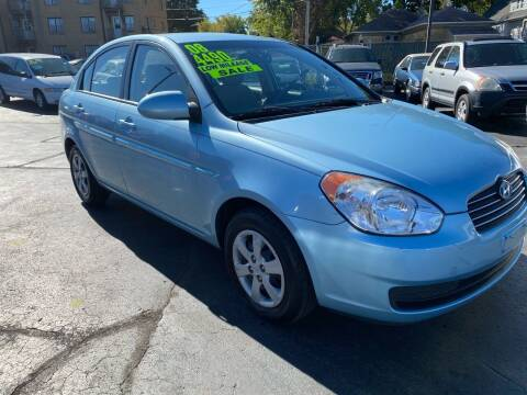 2008 Hyundai Accent for sale at Streff Auto Group in Milwaukee WI