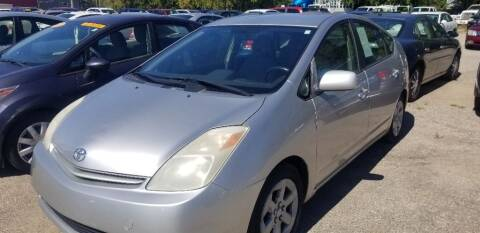 2004 Toyota Prius for sale at Premier Automotive Sales LLC in Kentwood MI