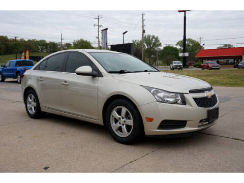 2014 Chevrolet Cruze for sale at Sand Springs Auto Source in Sand Springs OK