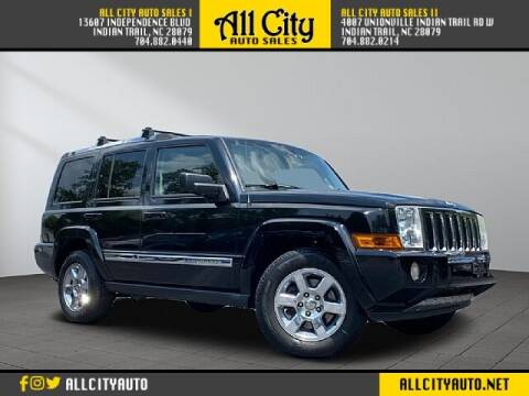 2008 Jeep Commander for sale at All City Auto Sales II in Indian Trail NC