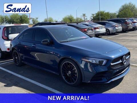 2020 Mercedes-Benz A-Class for sale at Sands Chevrolet in Surprise AZ