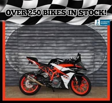 2018 KTM RC 390 for sale at AZMotomania.com in Mesa AZ
